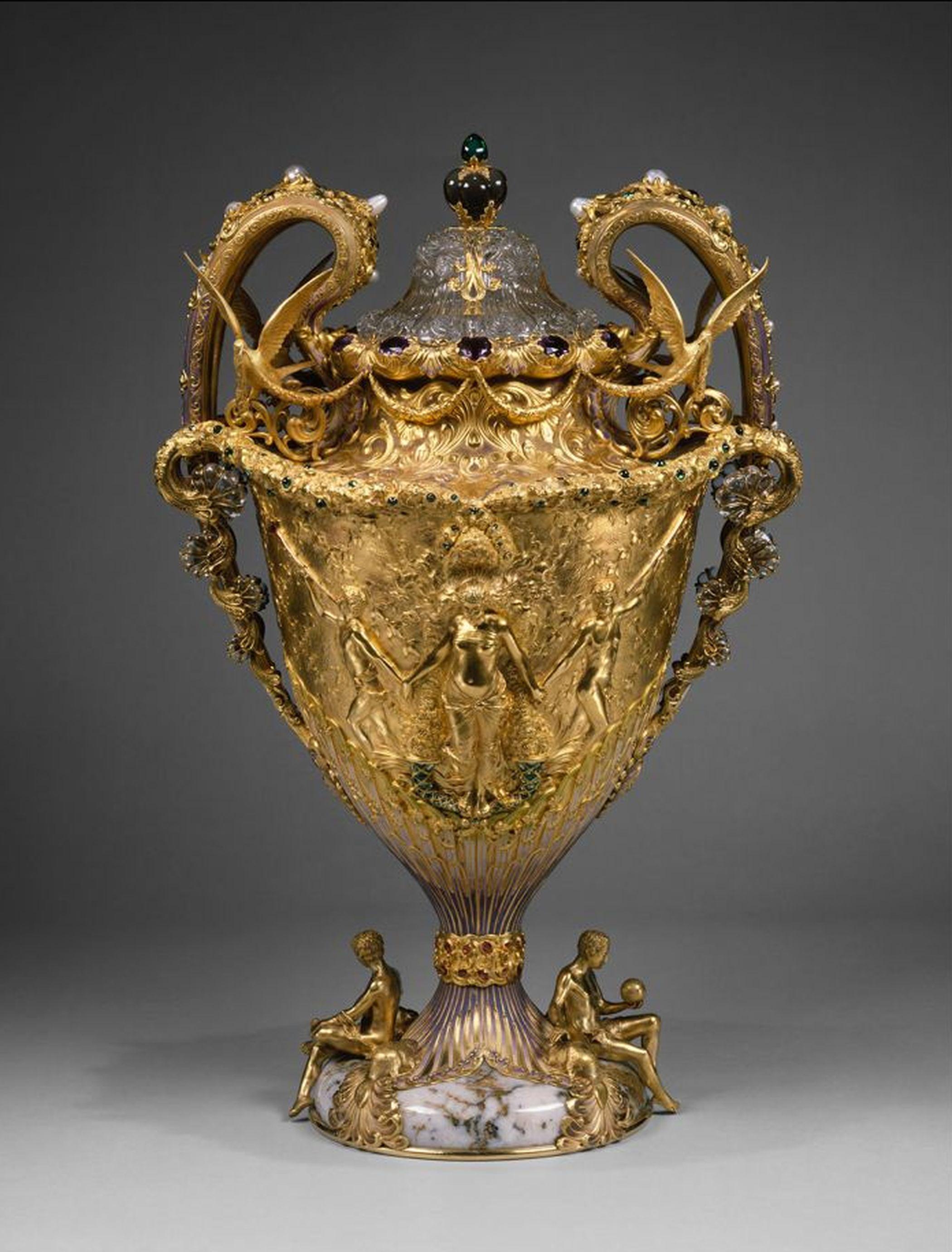Art Artistic Luxury Faberg 233 Tiffany Lalique